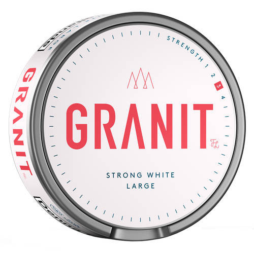 Granit strong white portion