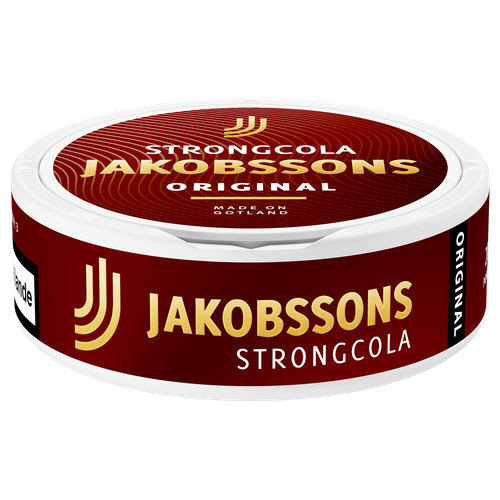 Jakobsson's Strong Cola