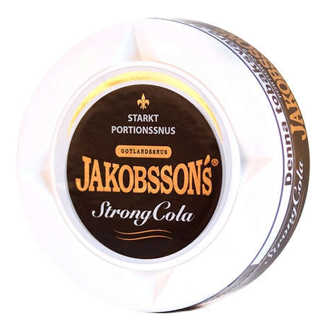 Jakobsson's strong cola, portion