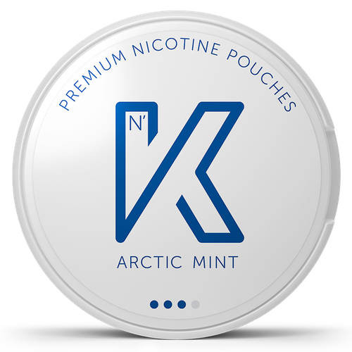 N'Kick artic mint