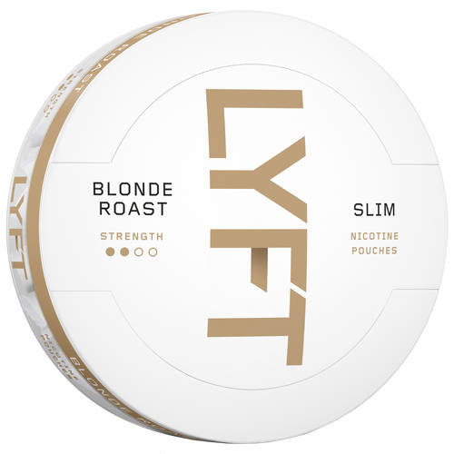 Lyft Blond roast