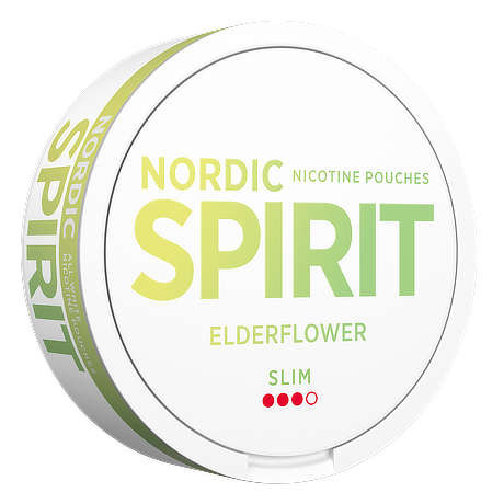 Nordic Spirit Elderflower