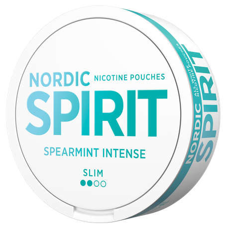 Nordic Spirit Spearmint intense