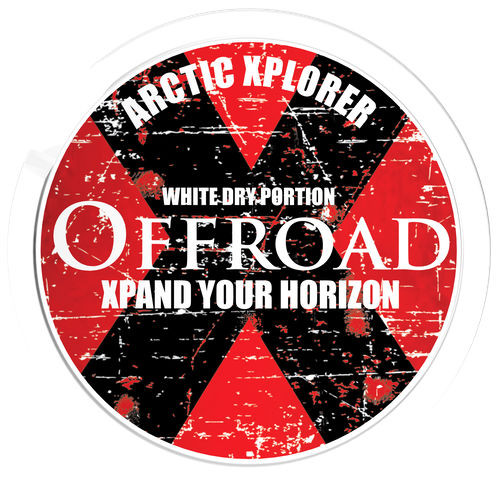 Offroad X white dry