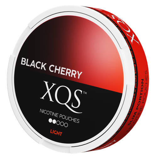 XQs Black cherry light