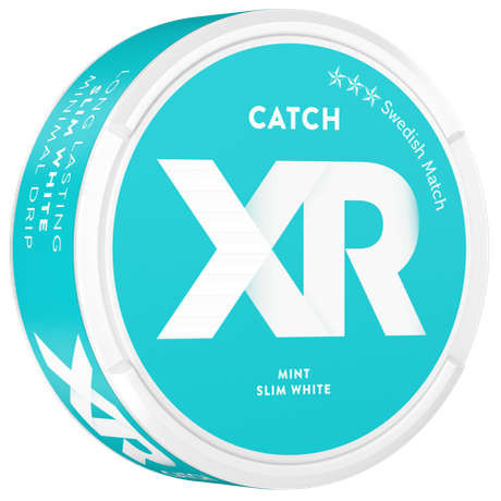 XR Catch Mint Slim White