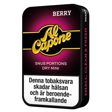 Al Capone Berry Dry Mini