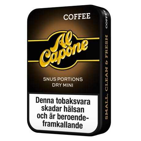 Al Capone Coffee Dry Mini