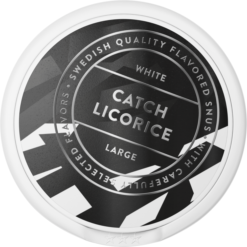 Catch White Licorice