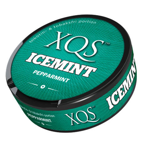 XQs Icemint Portion