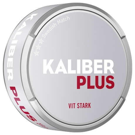 Kaliber plus vit, portion