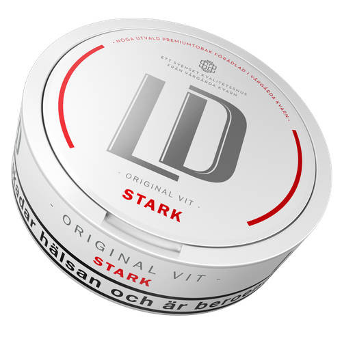 LD Vit stark portion