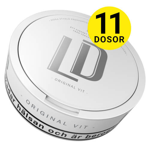 LD vit portion, 11-pack