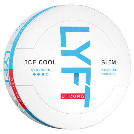 Lyft Ice Cool strong slim