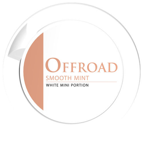 Offroad smooth mint white mini