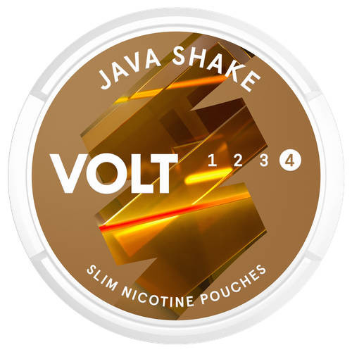 Volt Java shake, extra strong