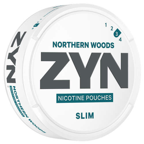 Zyn Northern woods slim