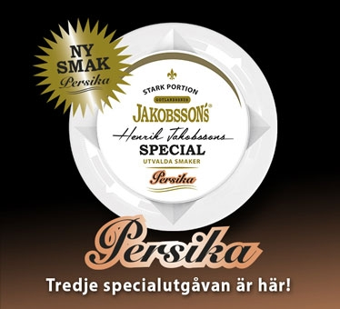 jakobsson special persika