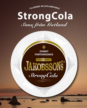 strong cola portion