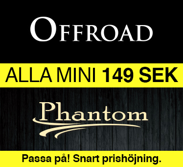 phantom och offroad mini portion